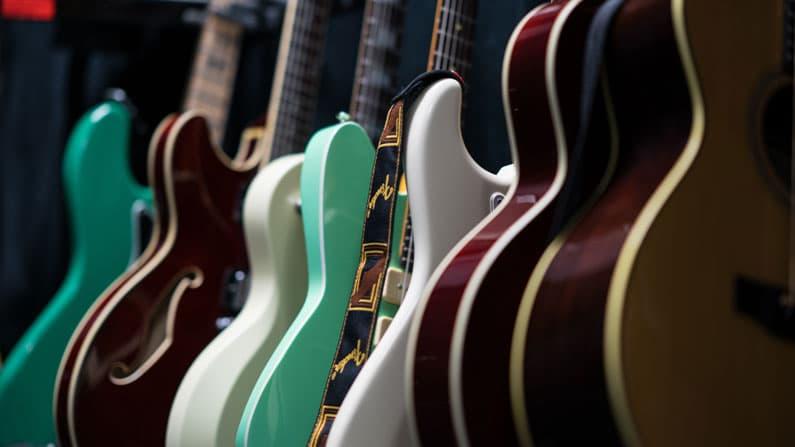 Guitar sizes 2
