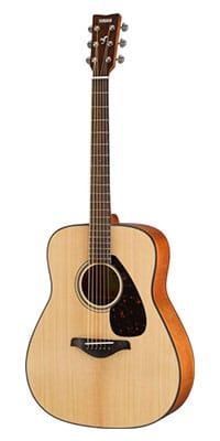 acoustic guitar - Yamaha FG800