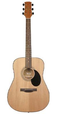 Jasmine S35 - budget acoustic guitar