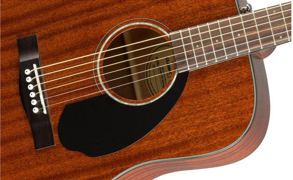 Fender CD60s All Mahogany Body