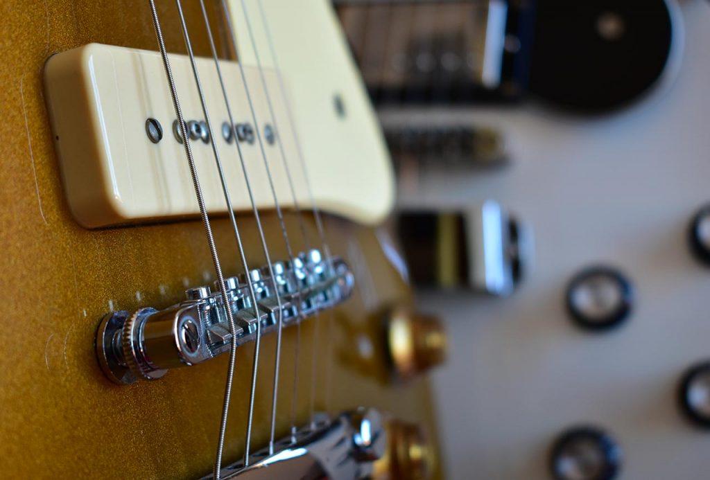 p90 guitar pickup